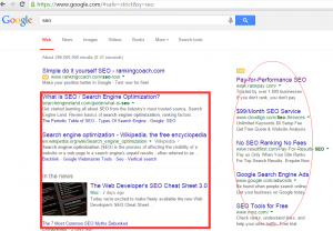 google左侧推广与右侧推广的区别